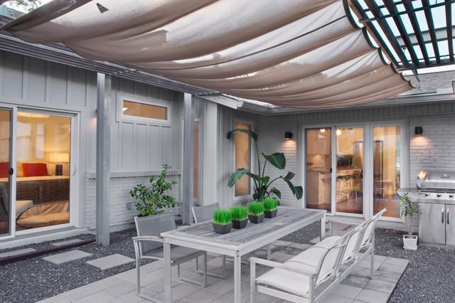 Barton Hills Remodel / Addition contemporary-patio