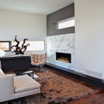 Marble Fireplace Wall Houzz