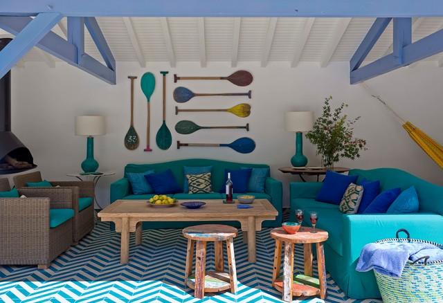 Biarritz bord-de-mer-terrasse-et-patio