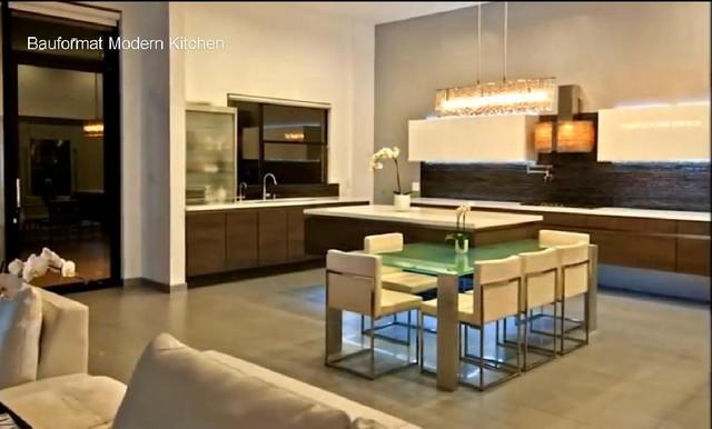 Luxury Modern House in Hollywood Hills - Contemporary ... on Ultra Modern Luxury Modern Kitchen Designs  id=29426