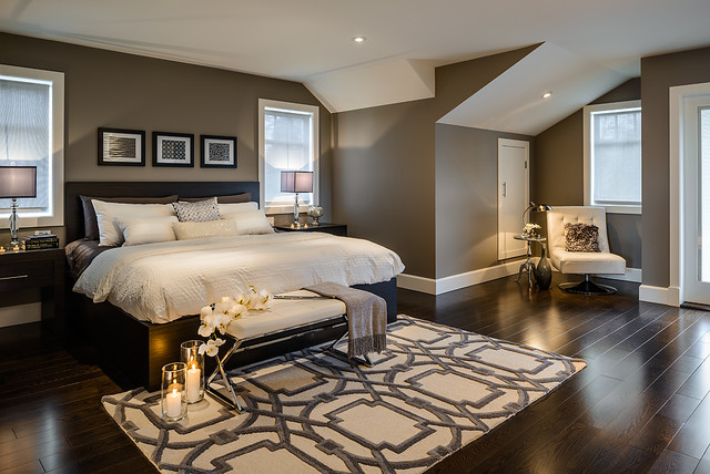 parador - contemporary - bedroom - vancouver - by joshua lawrence