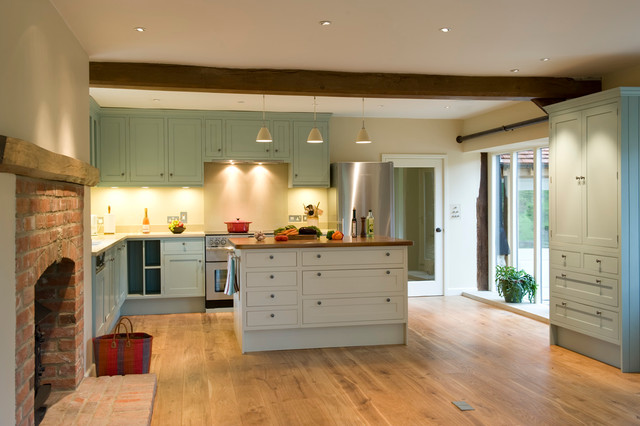Country Kitchen Other Mary Leslie Interior Design