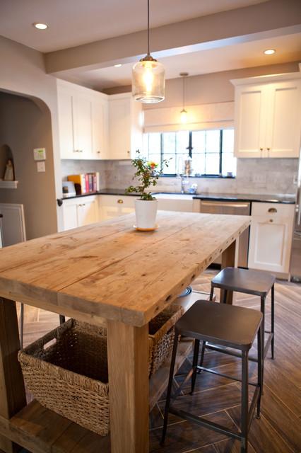 Lani Zervas Traditional Kitchen Boston By Theresa Fine