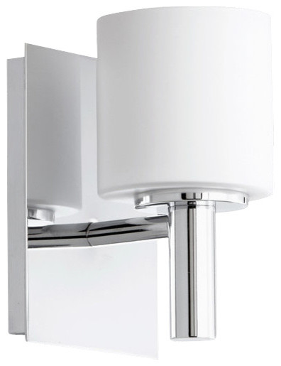 "Quorum International 5668-1 6.5"" Height 1 Light Bathroom ... on Height Of Bathroom Sconce Lights id=36374"