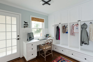 Urban Building Group: Charlotte, NC traditional-home-office