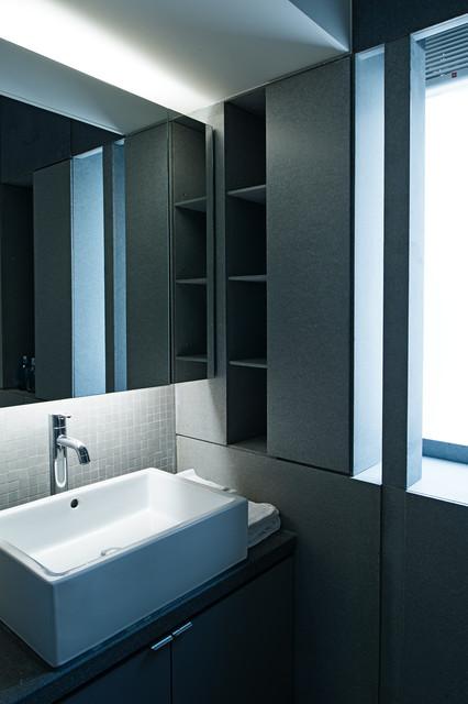 Puzzle Box Modern Bathroom Hong Kong By Urban