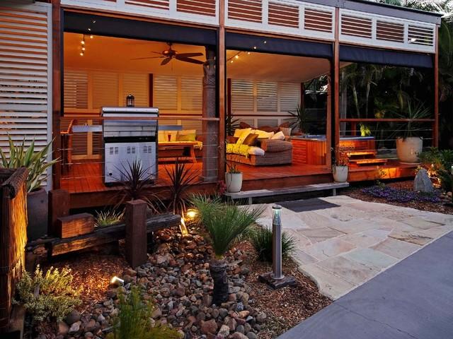 Outdoor Living - Enclosed Patio, Porch or Deck - Tropical ... on Enclosed Outdoor Living Spaces  id=60268