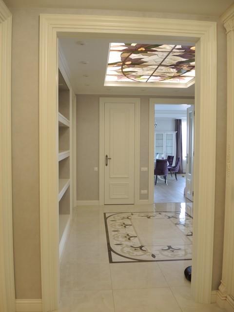 прихожая дизайн интерьера фото в квартире 1