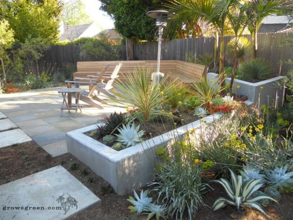modern succulent garden ideas Modern Succulent Garden - Contemporary - Landscape - San