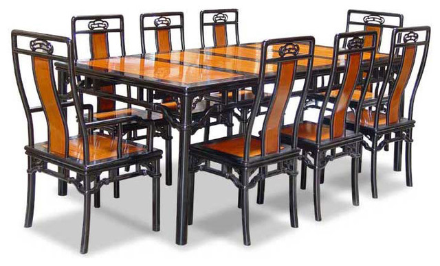 "China Furniture And Arts 80"" Rosewood Ming"