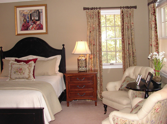 English Country Master Bedroom