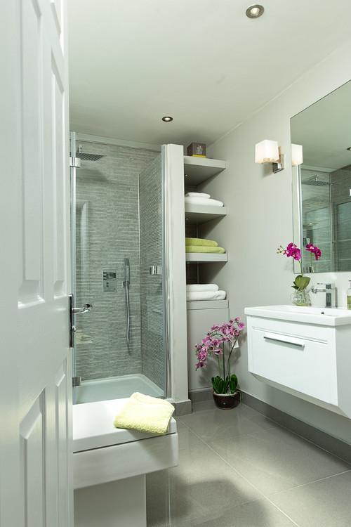 75 Most Popular Bathroom Design Ideas for 2019 - Stylish ... on Small Bathroom Ideas Uk id=99486