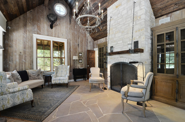 Hill Country Rustic Elegance