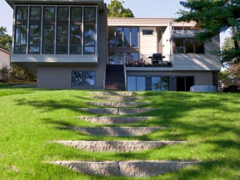 garten terrassenförmig anlegen hanggärten – tipps zum planen und anlegen
