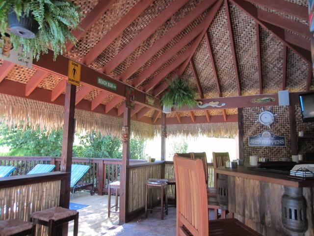 Backyard Tiki Bar on Backyard Tiki Bar For Sale id=53005