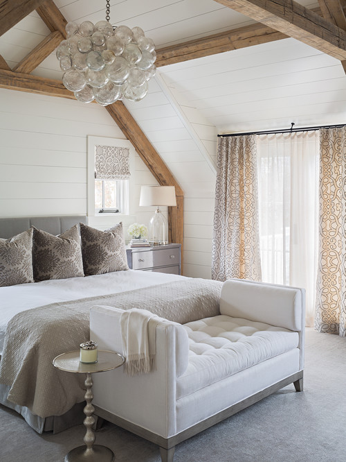 Transitional Bedroom by Nantucket Architects   Building Designers Sophie  Metz Design. The Transitional   Rustic Bedroom   thechicybeast