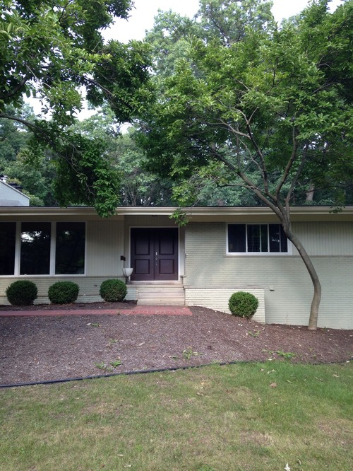 Mid Century Modern Home Need Suggestions For Exterior
