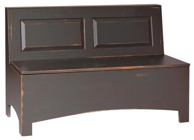 Storage Bench In Kitchen Breakfast Nook Set