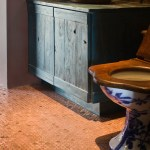 Copper Penny Tile Houzz
