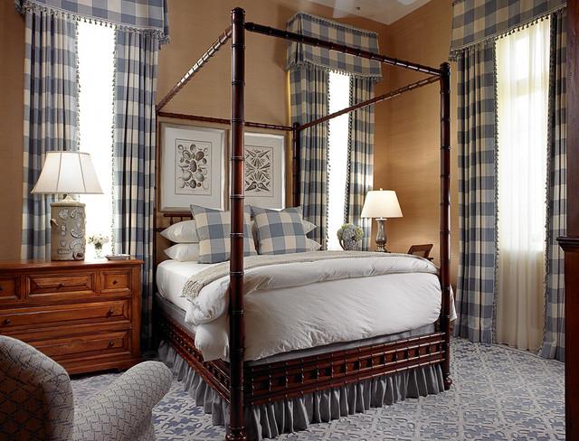 Jupiter Florida Traditional Estate traditional-bedroom