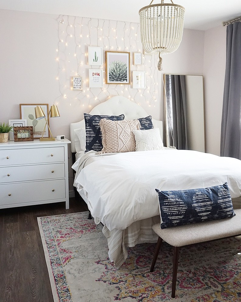 Boho Teen Bedroom - Unique Eclectic Bedroom Design by ... on Teenage Bedroom Ideas  id=61166