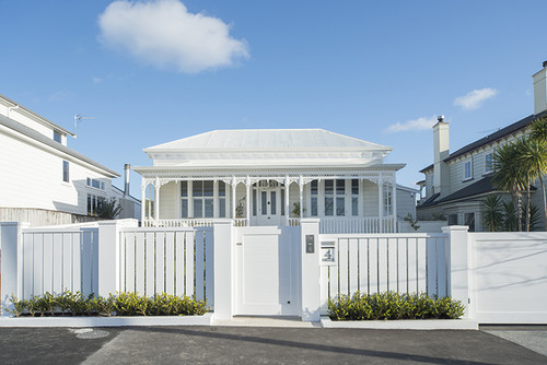 Freemans Bay Villa Retrofit
