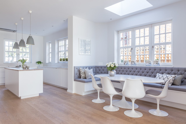Sleek Scandinavian Kitchen Style Scandinavian Kitchen London By Sola Kitchens