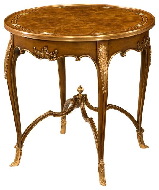 slender elegance side table victorian