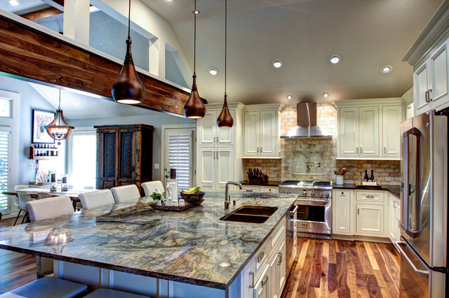 Rustic Kitchen Interior Design