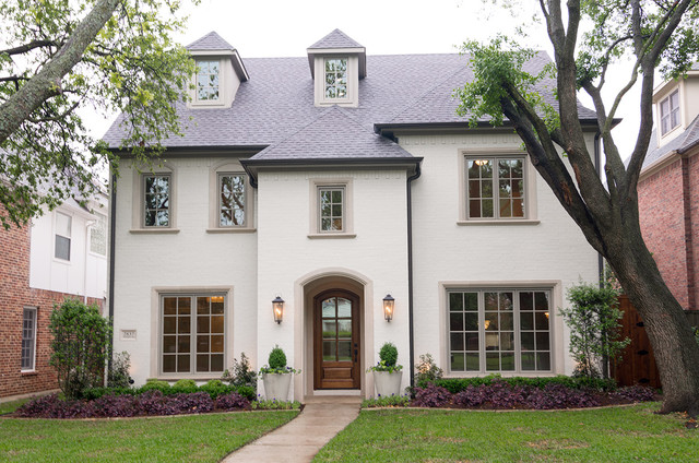 Fondren traditional-exterior