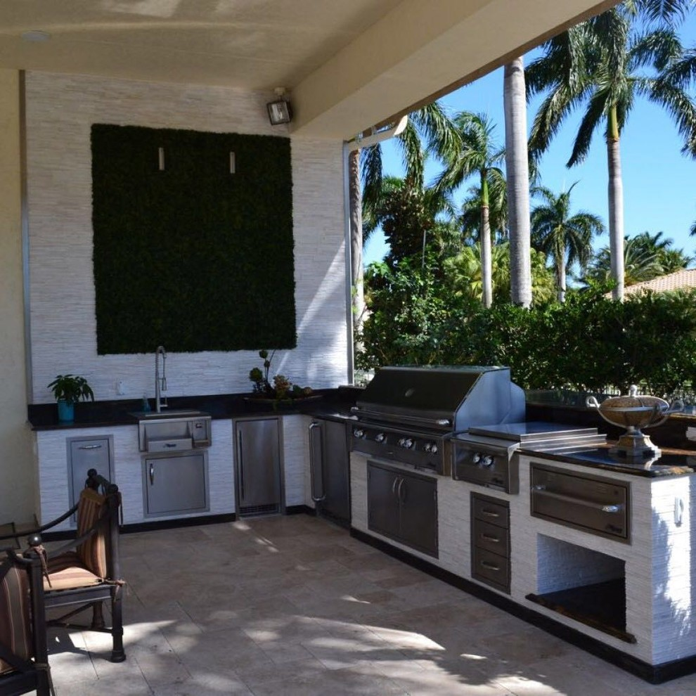 Summer Kitchens - Modern - Patio - by Elementar Outdoor on Elementar Outdoor Living  id=93067