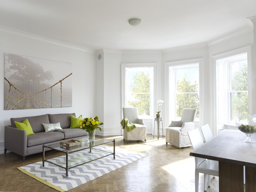 SO How Do You Avoid The Dreaded Too Rug Syndrome Follow These Simple Rules Living Room