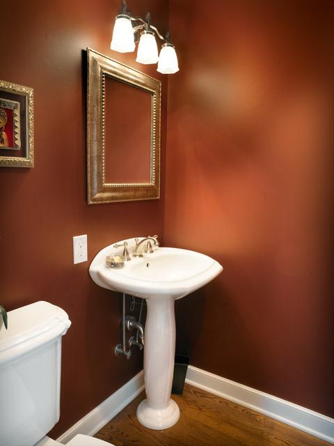 Bath 4055 Traditional Powder Room Columbus By J S