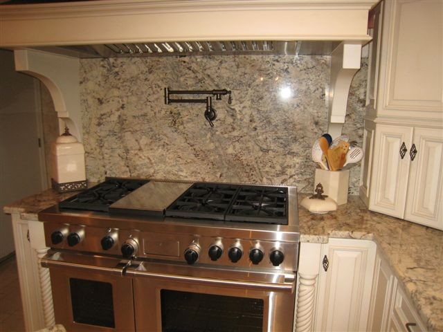 Typhoon Bordeaux Granite Traditional Kitchen