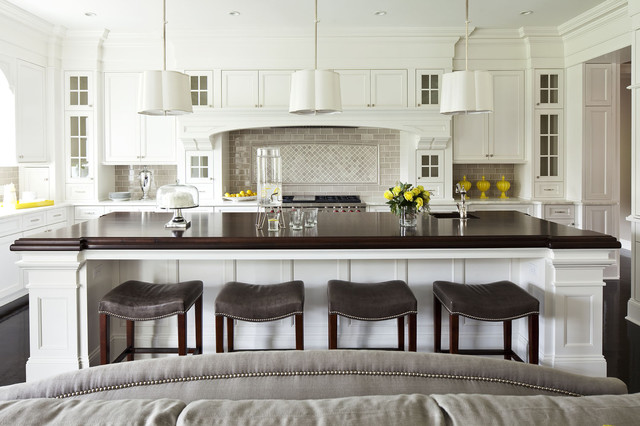 Parkwood Road Residence Kitchen transitional-kitchen