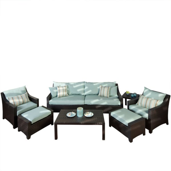 Deep Seat Sofas Living Room Furniture