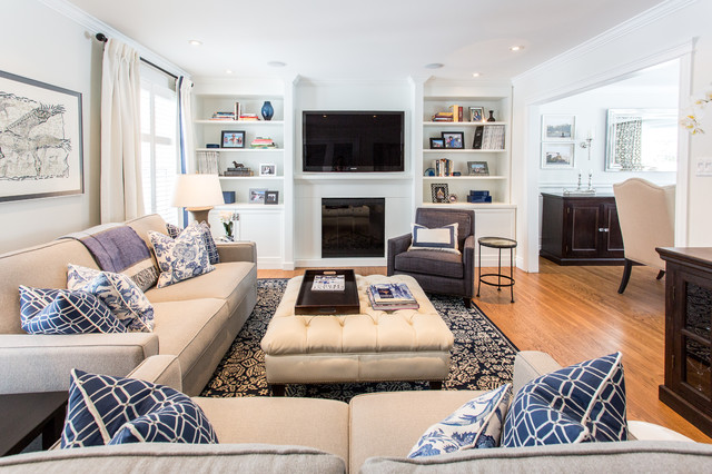 L Shaped Couch Small Living Room