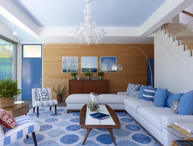 Contemporary - Quogue, NY contemporary-living-room