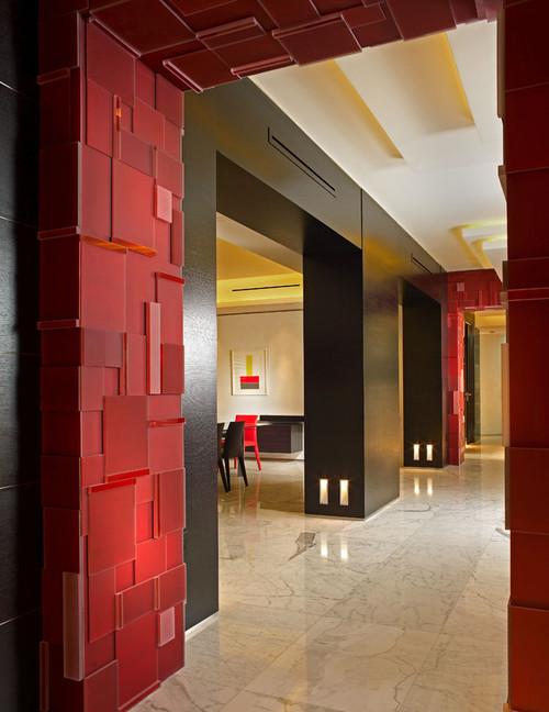 Miami Beach - Apartment by PepeCalderindesign - Miami interior designers -Modern