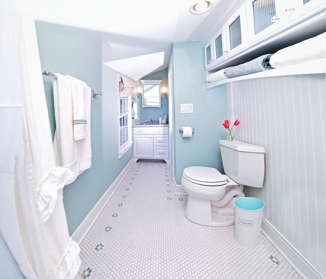 Cape Cod Bathroom Remodel Traditional Bathroom