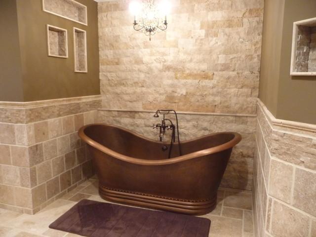 The Roman Bathroom Experience