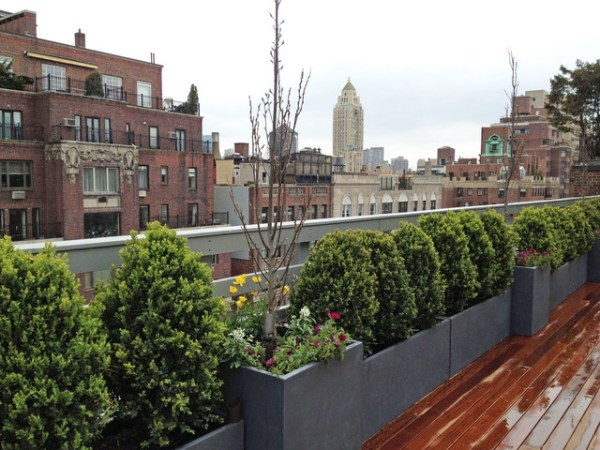 rooftop garden manhattan new york Manhattan Rooftop Terrace: Roof Garden, Deck, Outdoor
