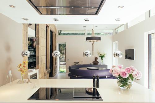 Stunning extended kitchen