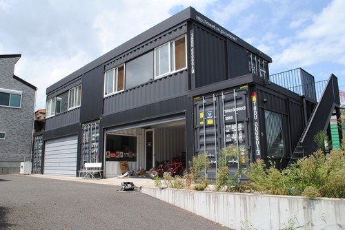 Special Garage House