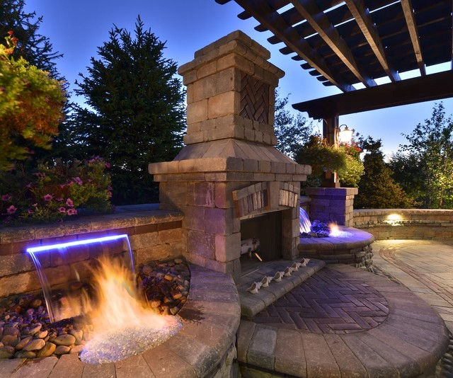 Outdoor Living with Three Season Room - Contemporary ... on Outdoor Living Ltd  id=68246