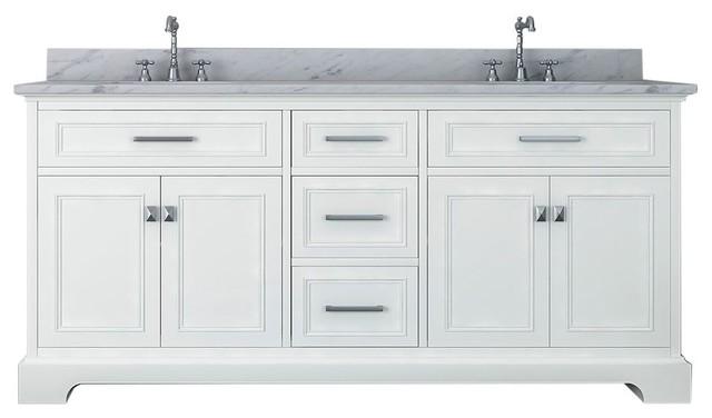 73 Inch Bathroom Countertop - BSTCountertops