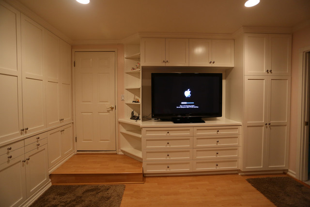 Wall Unit Closet System Home Decor