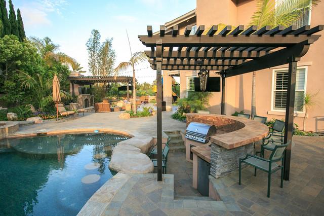 Western Outdoor Designs, BBQ Island, Outdoor Kitchens ... on Backyard Patio Grill Island id=91396
