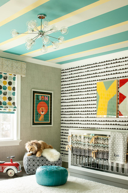 2018 Decor Trends Inspiring Kids Rooms Twin Pickle