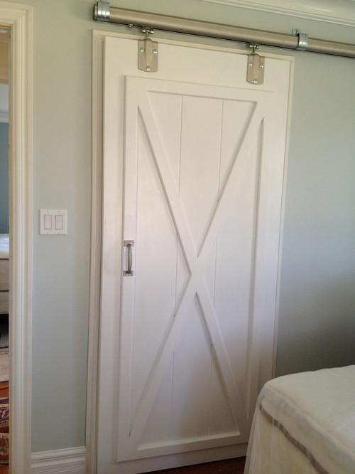 New Bedroom Closet Doors